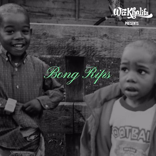 Wiz Khalifa - Bong Rips Cover Art