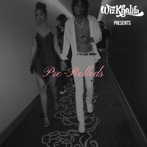 Wiz Khalifa - Pre-Rolleds Cover Art
