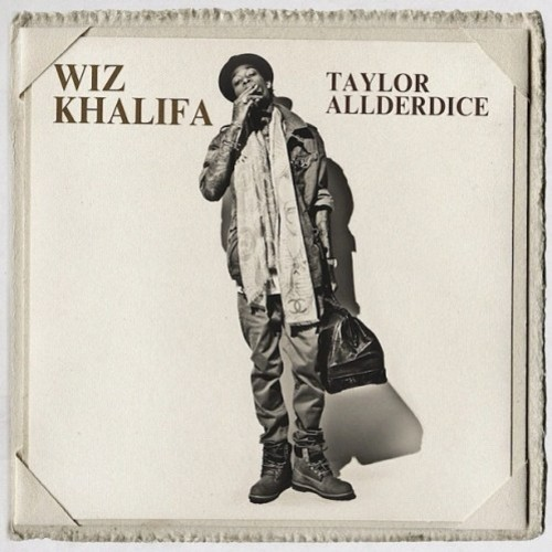 Wiz Khalifa - Taylor Allderdice Cover Art