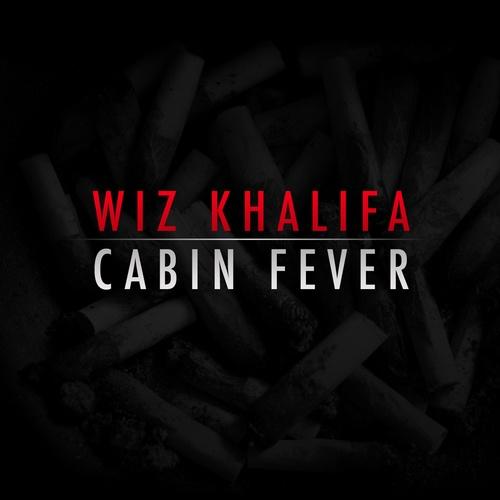 Wiz Khalifa - Cabin Fever Cover Art