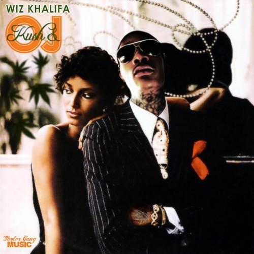 Wiz Khalifa - Kush & Orange Juice Cover Art