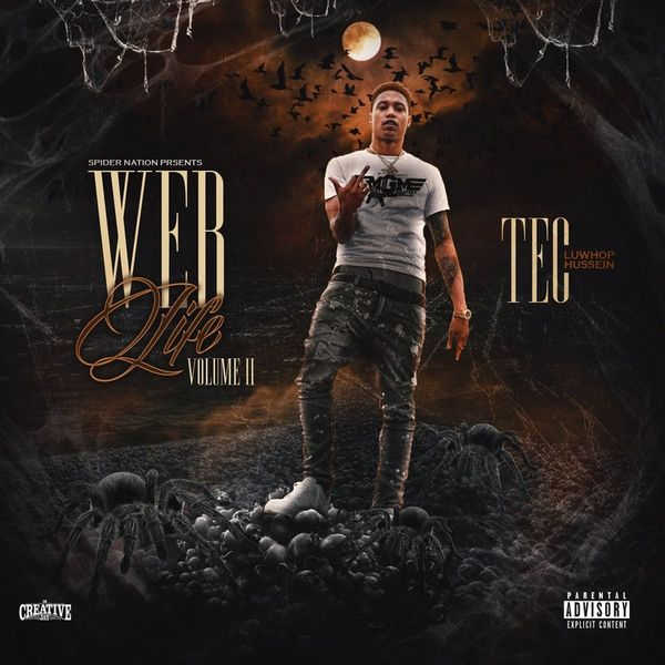 T.E.C. - Web Life 2 Cover Art
