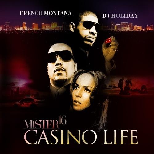 French Montana - Mister 16 (Casino Life) Cover Art