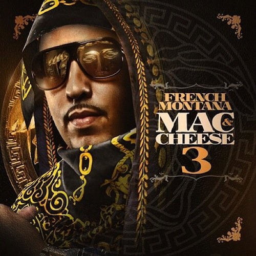 French Montana - Mac & Cheese 3 Cover Art
