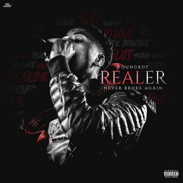 NBA Youngboy - Realer Cover Art