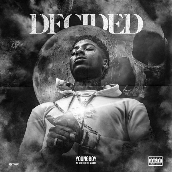 NBA Youngboy - Decided Cover Art