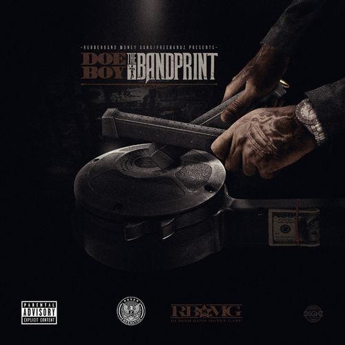 Doe Boy - The Bandprint Cover Art