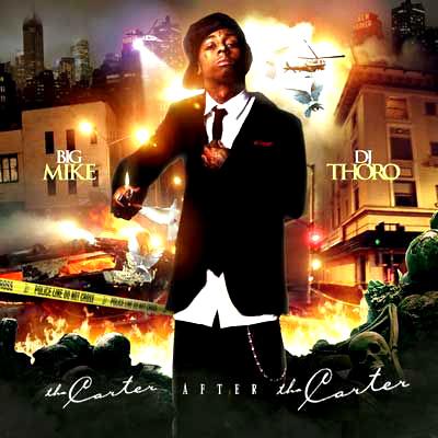 Lil Wayne - The Carter After The Carter Cover Art