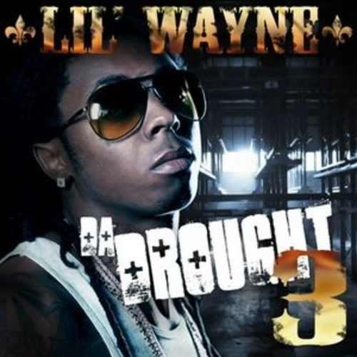 Lil Wayne - Da Drought 3 Cover Art