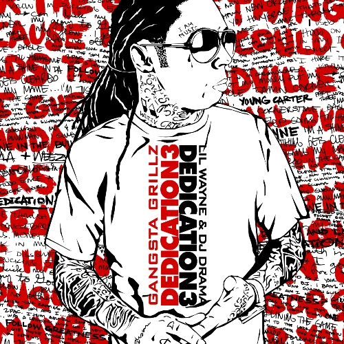 Lil Wayne - Dedication 3 Cover Art