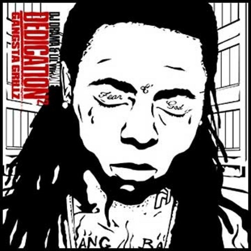 Lil Wayne - Dedication 2 Cover Art