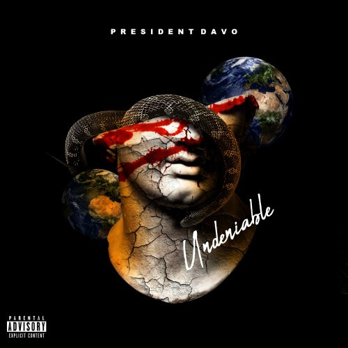 President Davo - Undeniable Cover Art