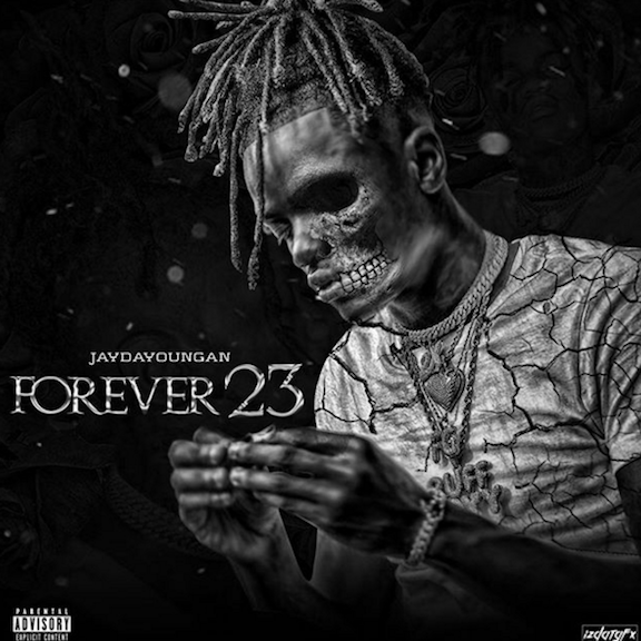 JayDaYoungan - Forever 23 Cover Art
