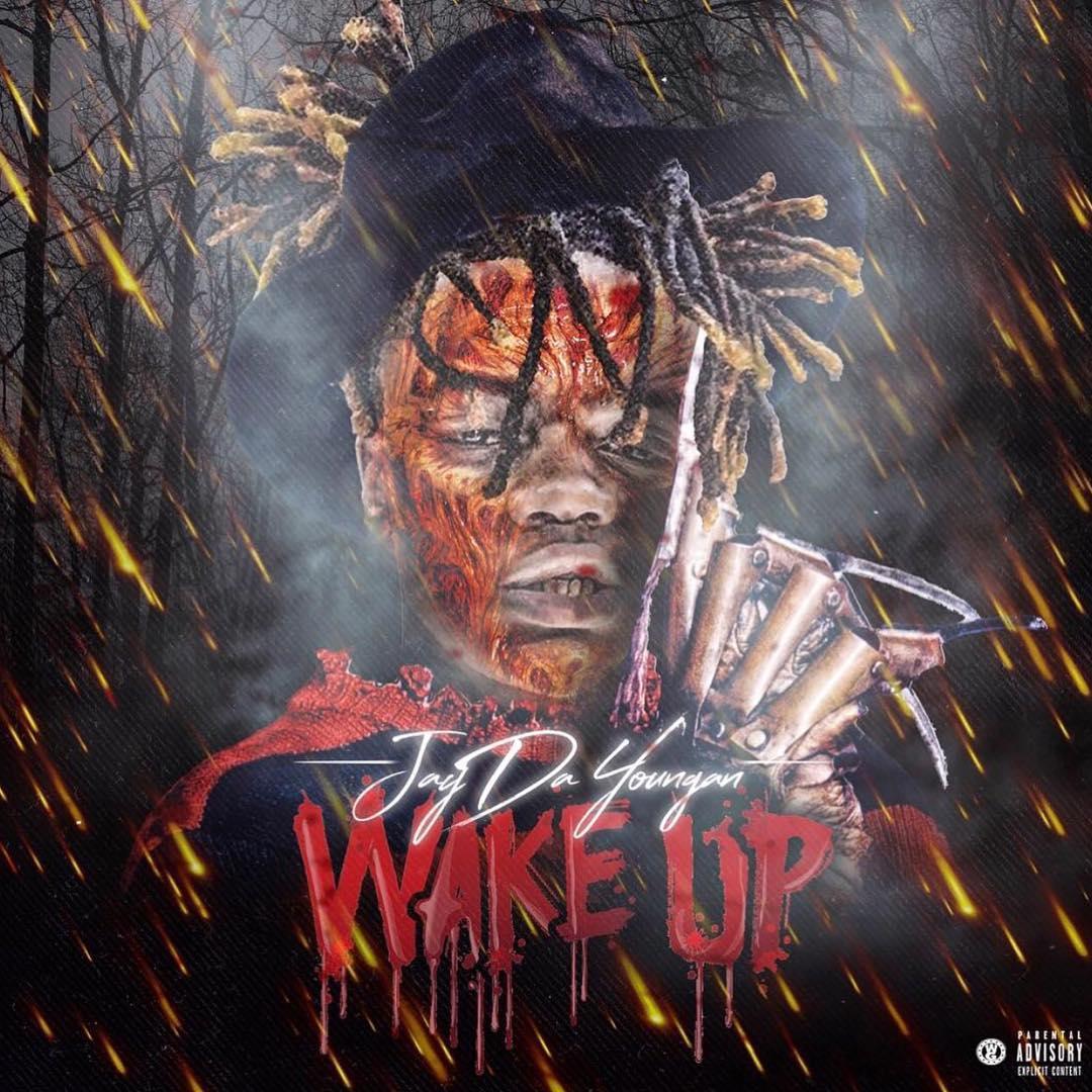 JayDaYoungan - Wake Up Cover Art