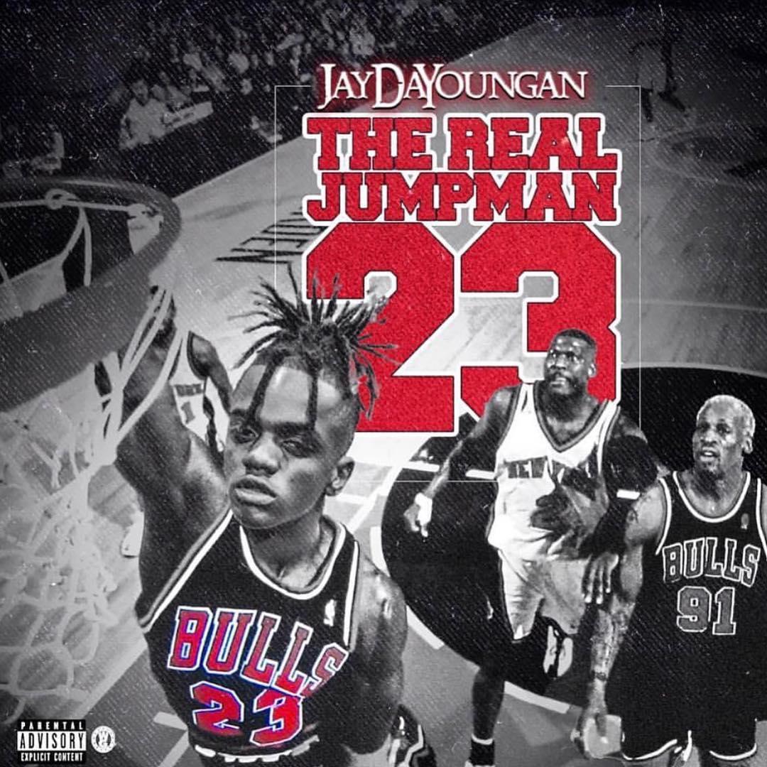 JayDaYoungan - The Real Jumpman 23 Cover Art