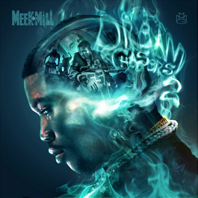 Meek Mill - Dreamchasers 2 Cover Art