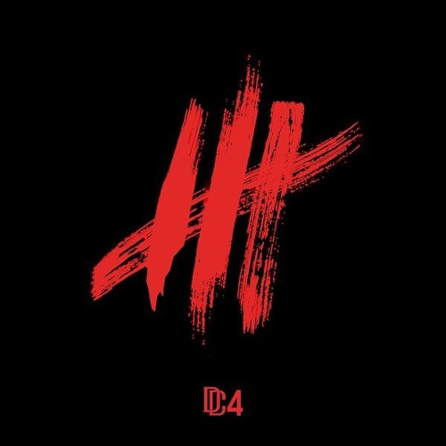 Meek Mill - 4/4 Cover Art