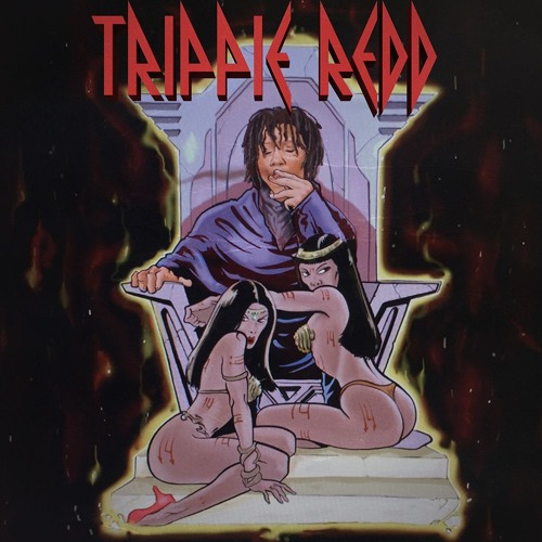 Trippie Redd - A Love Letter To You Cover Art