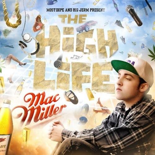 Mac Miller - The High Life Cover Art