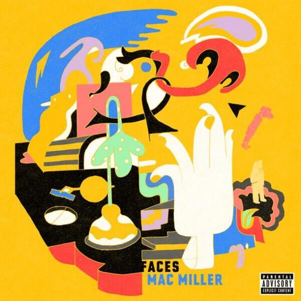 Mac Miller - Faces Cover Art