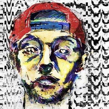Mac Miller - Macadelic Cover Art