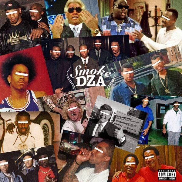 Smoke DZA - Cuz I Felt Like It Again Cover Art