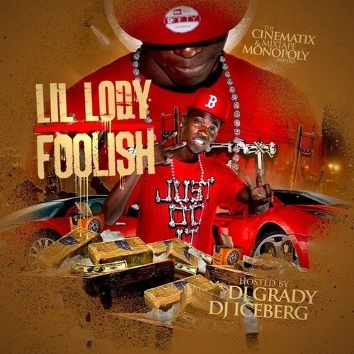Lil Lody - Foolish Cover Art
