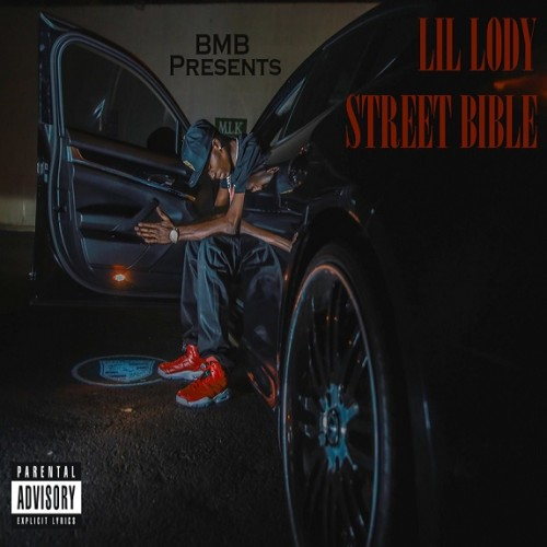 Lil Lody - Da Street Bible Cover Art