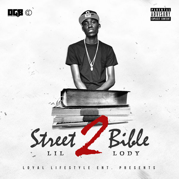 Lil Lody - Street Bible 2 Cover Art