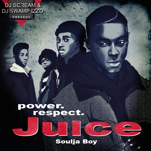 Soulja Boy - Juice Cover Art