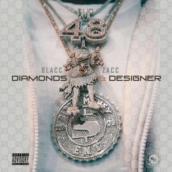Black Zacc - Diamonds & Designer Cover Art