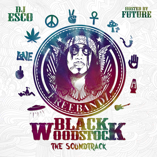 Various Artists - Black Woodstock Soundtrack (Hosted By Future) Cover Art