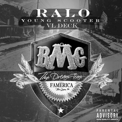 Ralo & Young Scooter - Dream Team Cover Art