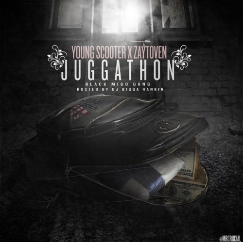 Young Scooter - Juggathon Cover Art