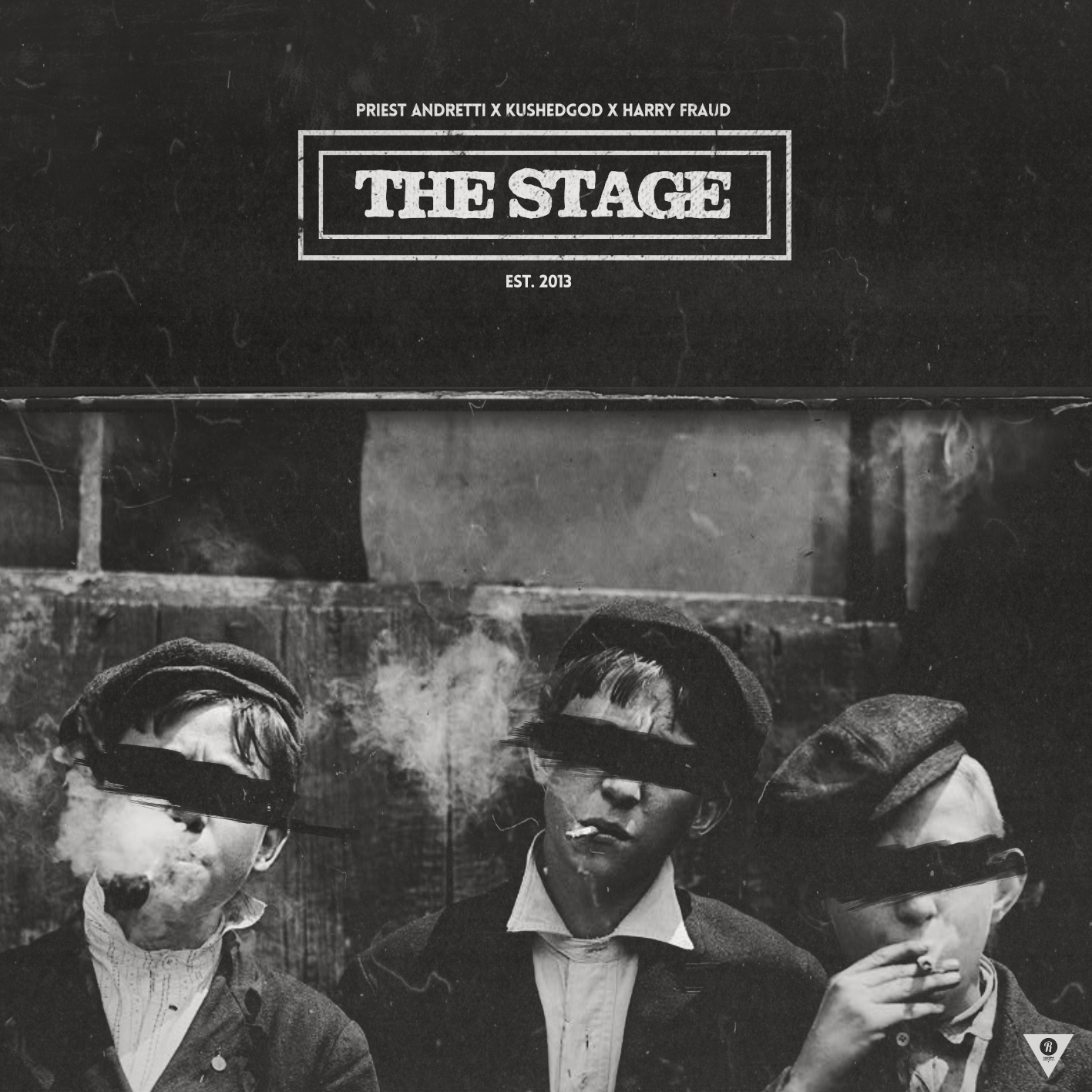 Curren$y & Smoke DZA - The Stage Cover Art