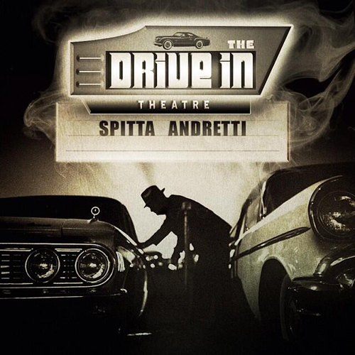 Curren$y - The Drive-In Theatre Cover Art