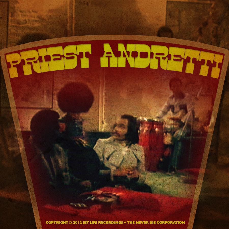 Curren$y - Priest Andretti Cover Art