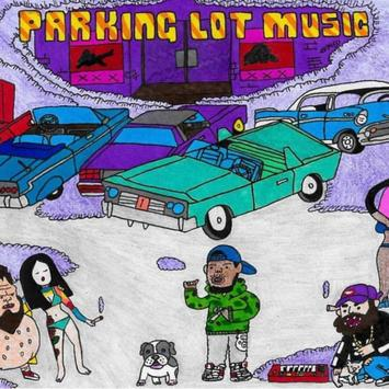 Curren$y - Parking Lot Music Cover Art