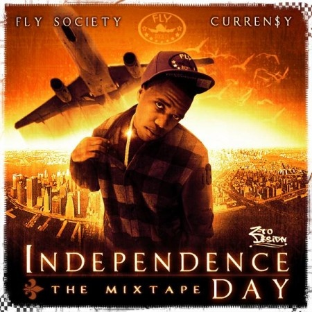 Curren$y - Independence Day Cover Art