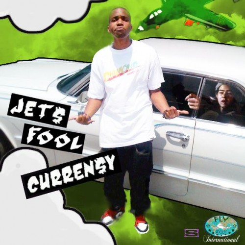 Curren$y - JETS FOOL Cover Art