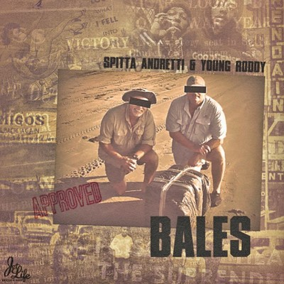 Curren$y & Young Roddy - Bales Cover Art