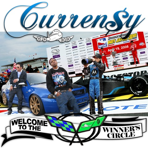 Curren$y - Welcome To The Winner's Circle Cover Art