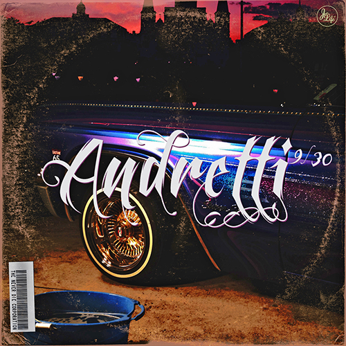 Curren$y - Andretti 9/30 Cover Art