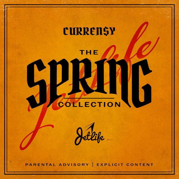 Curren$y - The Spring Collection Cover Art