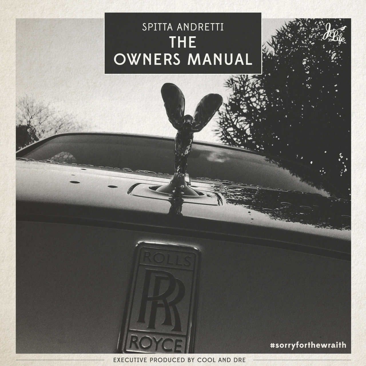 Curren$y - The Owners Manual Cover Art