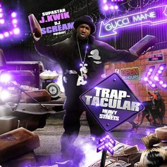 Gucci Mane - Trap-Tacular Cover Art