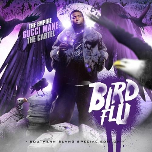 Gucci Mane - Bird Flu Cover Art