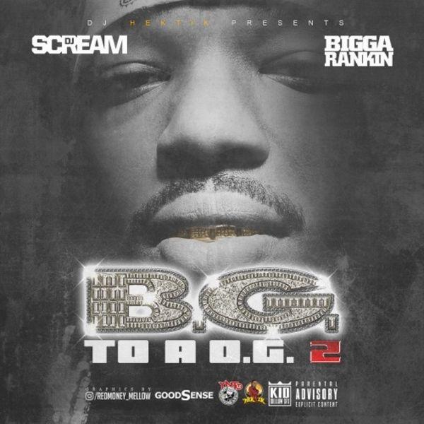 B.G. - B.G. TO A O.G. 2 Cover Art