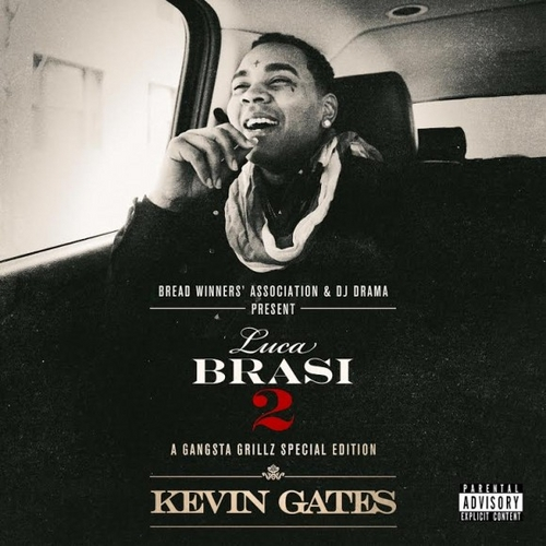 Kevin Gates - Luca Brasi 2 Cover Art