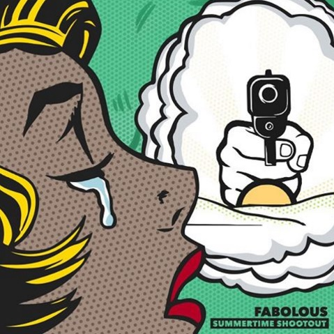 Fabolous - Summer Time Shootout Cover Art